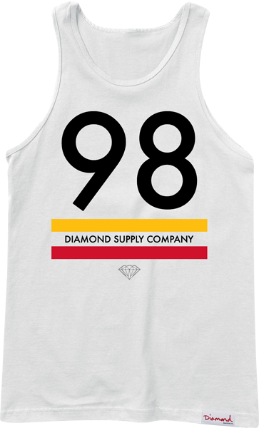 Diamond 98 Supply Tank Xxl-White