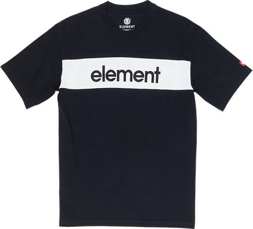 Ele Primo Flag Ss Xl-Flint Black