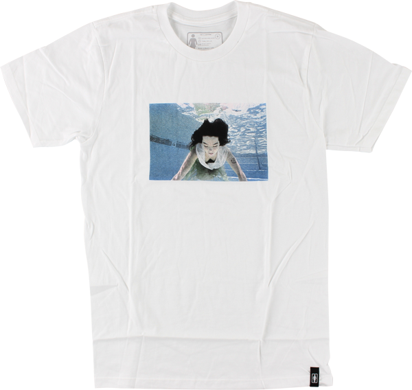 Girl Spike Bjork Ss Xl-White