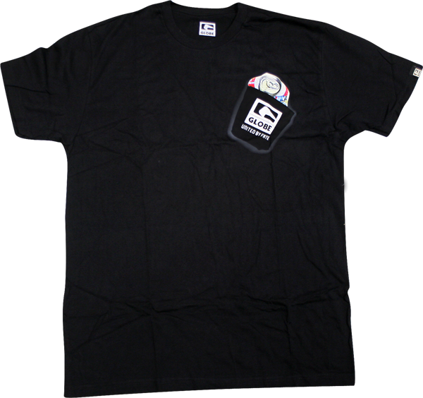 Globe Canned Heat Ss Xl-Black
