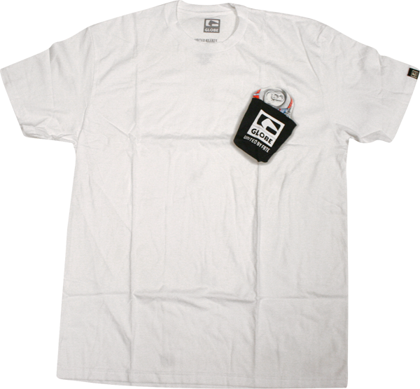 Globe Canned Heat Ss Xl-White