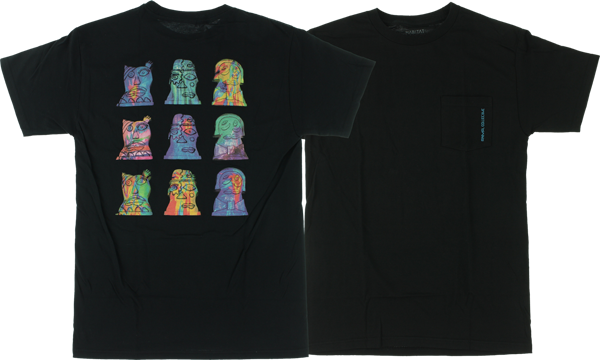 Hab Animal Collective Ss M-Black