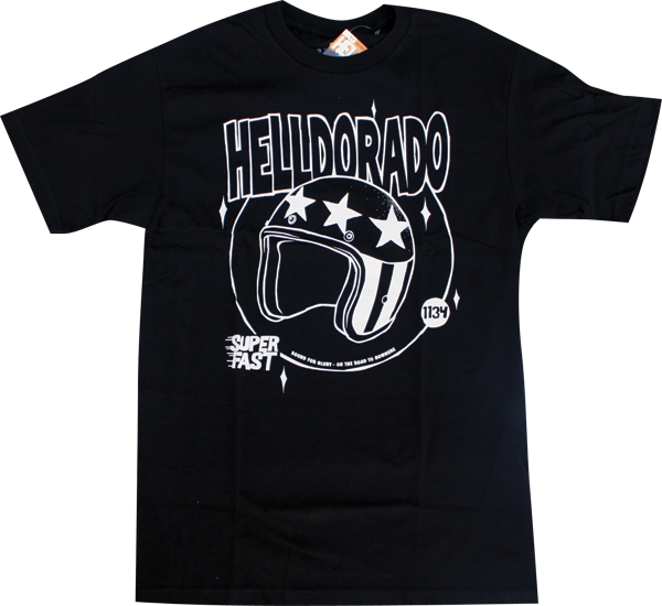Helldorado Superfast Ss M-Black