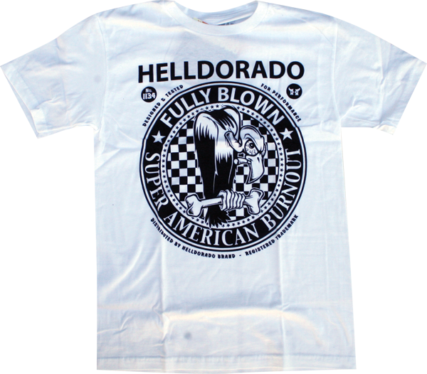 Helldorado Vulture Ss S-White