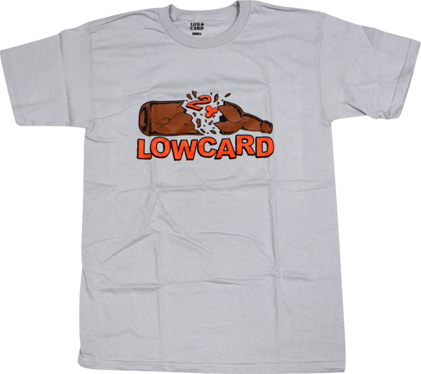 Lowcard Broken Dreams Ss S-Grey