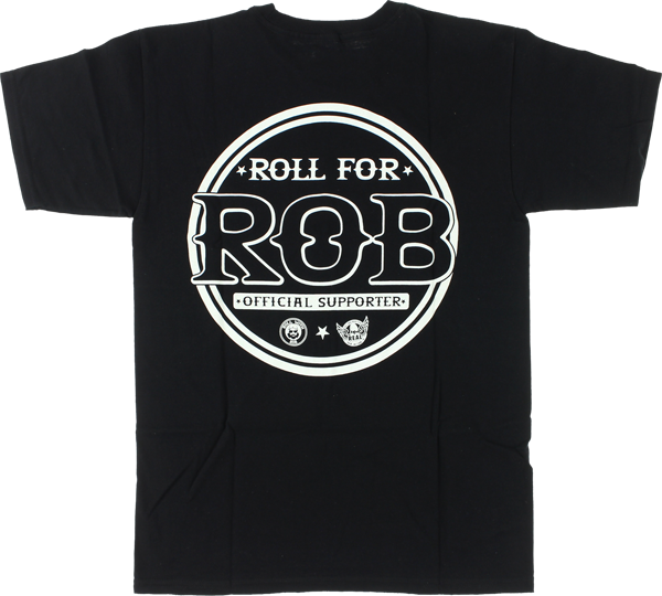Real Ar Roll For Rob Ss Xl-Black