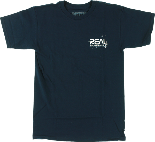 Real Space Cadet Ss Xl-Navy