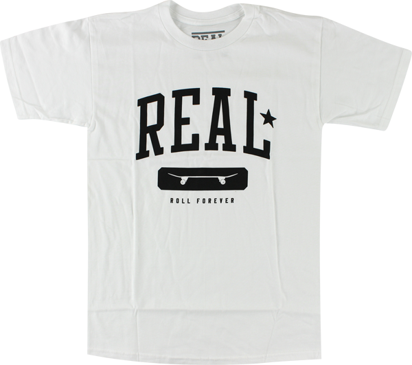 Real Underclass Ss M-Wht/Blk