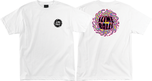 Sc Other Slime Balls Ss Xl-White