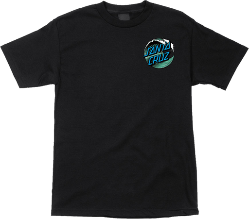 Sc Wave Dot Ss M-Black