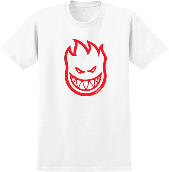 Sf Bighead Ss Xl-Wht/Red