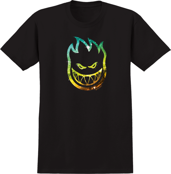 Sf Fire In The Sky Ss L-Black