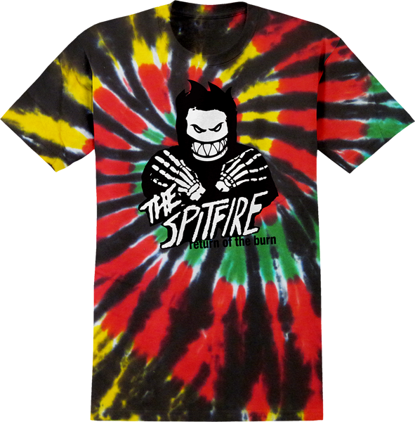 Sf Return Of The Burn Ss Xl-Tie Dye