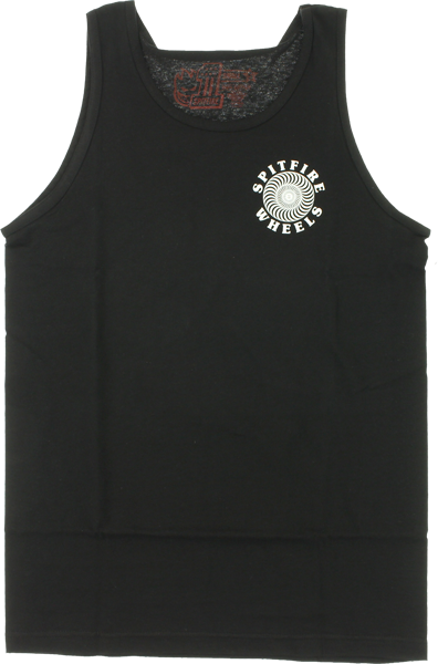 Sf Og Classic Tank Top S-Blk/Wht