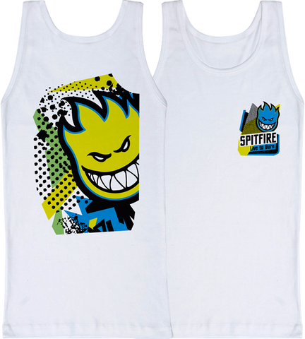 Sf 20/20 Tank Top Xl-White