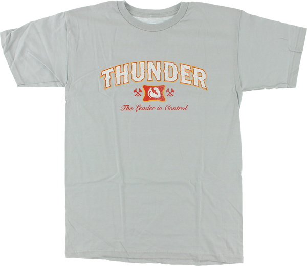Thunder Less Filling Ss S-Athletic Heather
