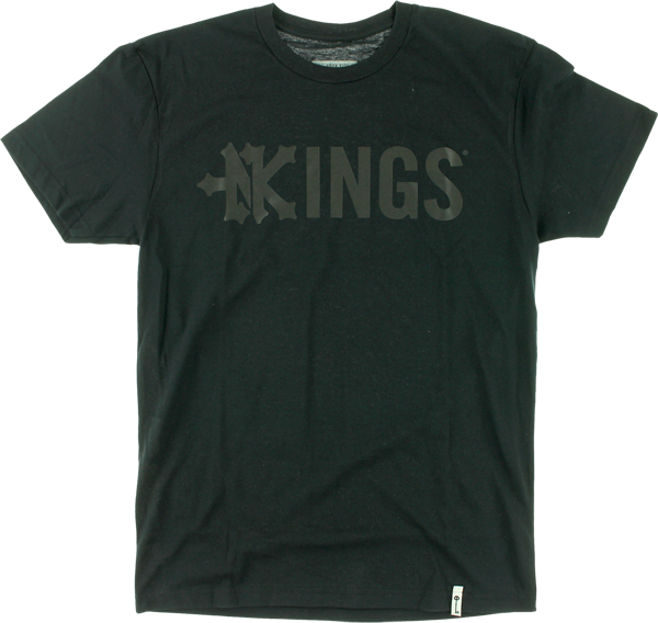 Zoo Kings Drop Kings Ss S-Black