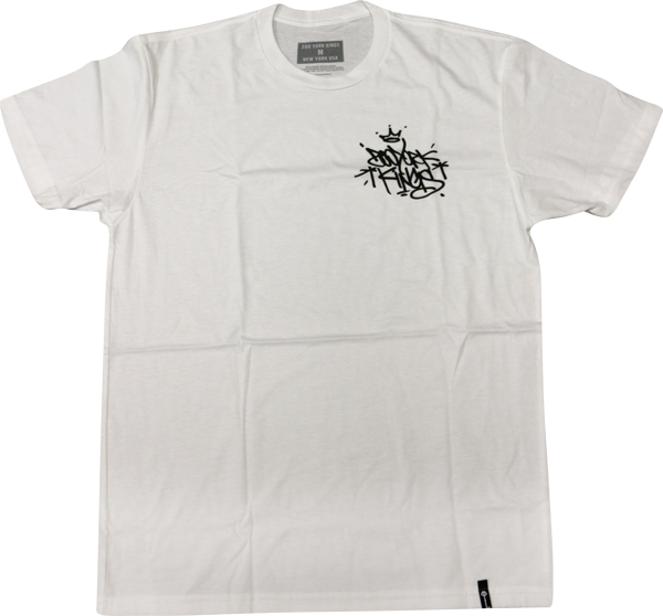 Zoo Kings Tag Ss Xl-White