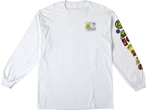 Ah Park Boards L/S M-White