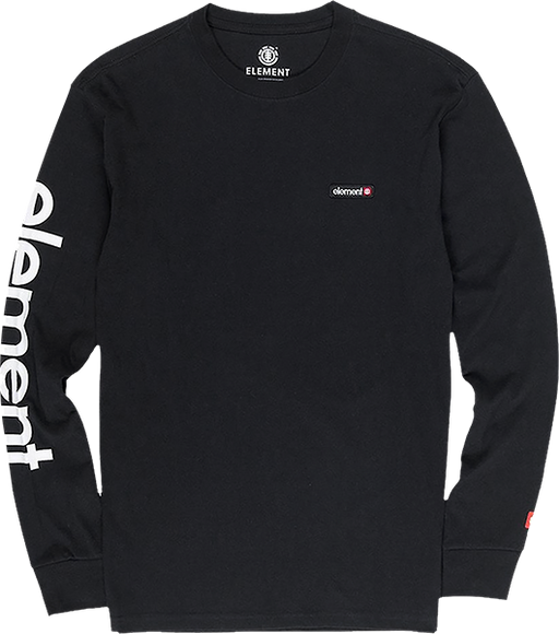 Ele Primo L/S Xl-Flint Black