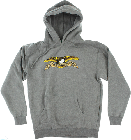 Ah Eagle Hd/Swt M-Gunmetal Heather