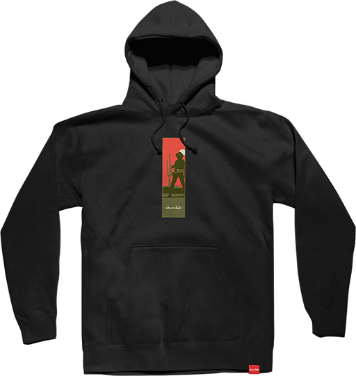 Choc Cowboy Hd/Swt Xl-Black