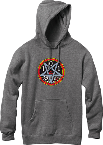 Cliche Heritage Devil Worship Hd/Swt Xl-Charcoal