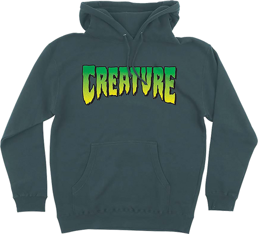 Creature Logo Hd/Swt L-Alpine Green