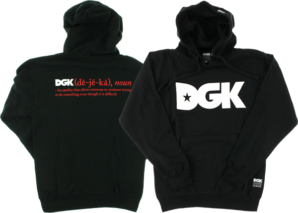 Dgk Definition Hd/Swt S-Black