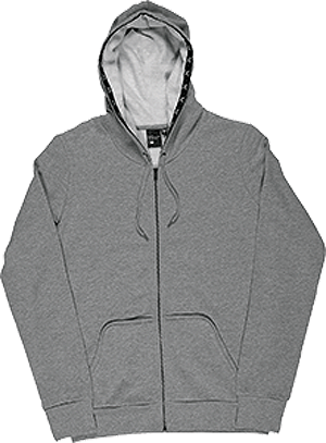 Fourstar Reece Zip Hood Sm French Terry Sale
