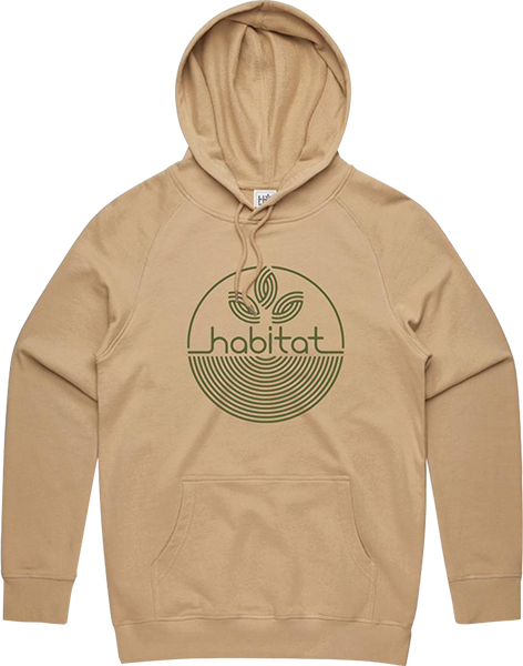 Habitat Leaf Dot 3D Hd/Swt M-Tan