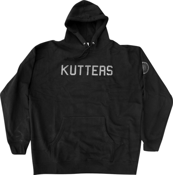 Krooked Kutters Hd/Swt L-Black Sale