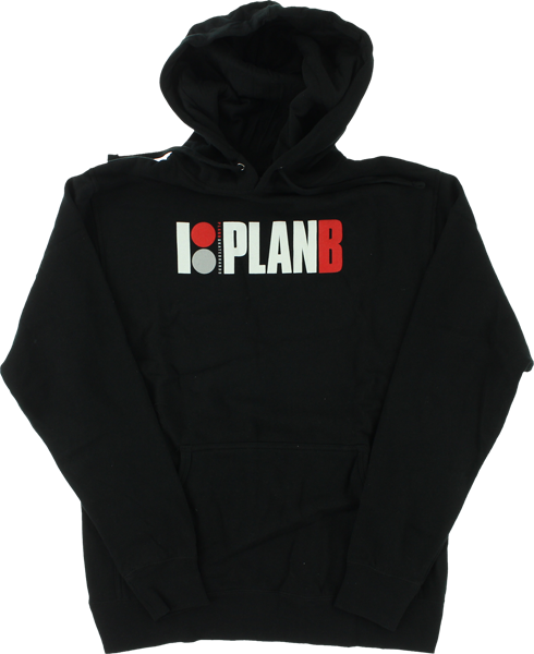 Plan B Og Hd/Swt S-Black