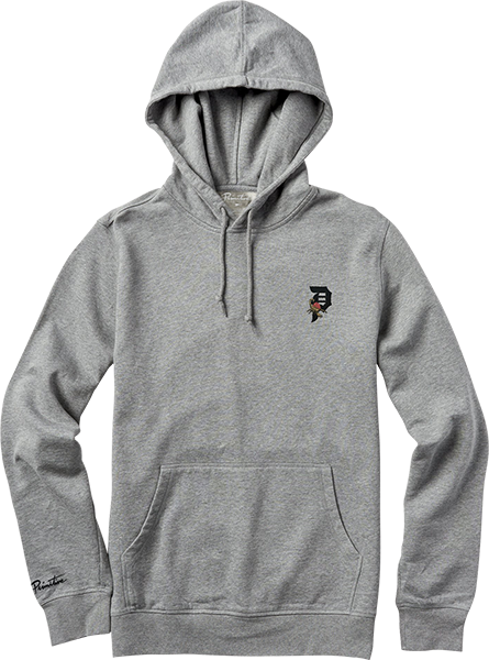 Primitive Dirty P Scorpion Hd/Swt Xl-Heather Grey