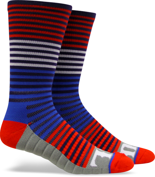 Fuel Crew Tech Socks-Wired/Kick Ass