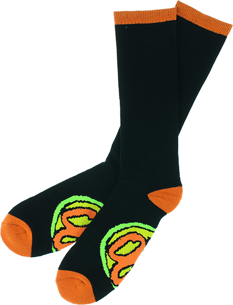 Oj Elite Tall Socks Black 1Pr