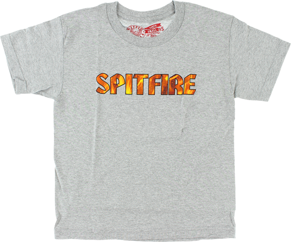 Sf Pyre Yth-Ss S-Athletic Heather