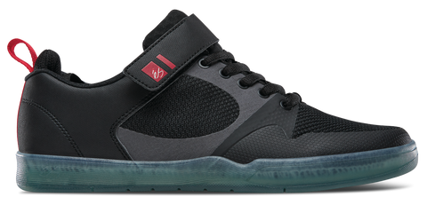 eS Accel Plus Everstitch - Black/Blue
