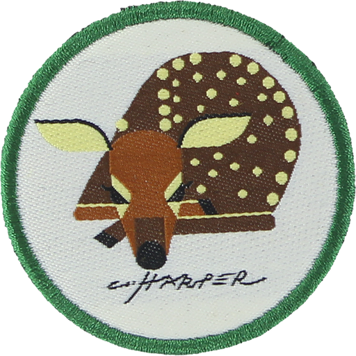Habitat Harper Fawn Patch