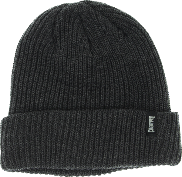 Creature Asspen Beanie Black Heather