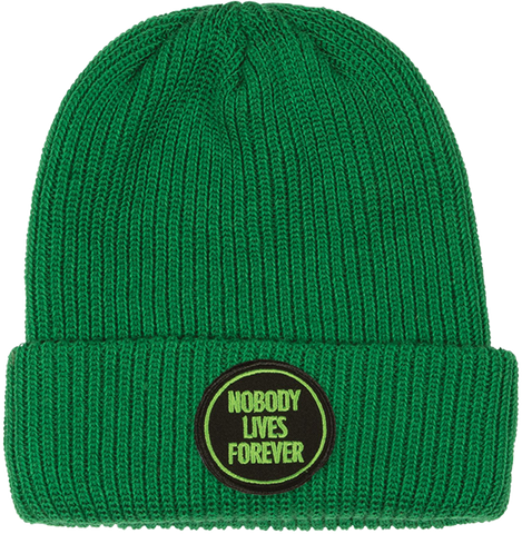 Creature Nobody Beanie Green