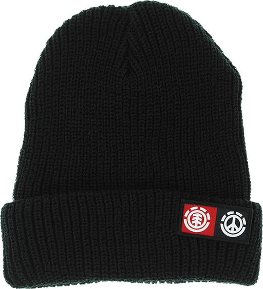 Ele Peace Beanie Flint Black