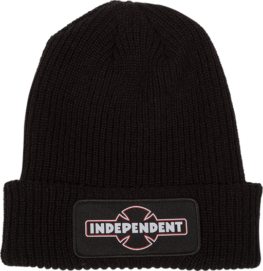 Inde Dual Pineline Ogbc Beanie Black