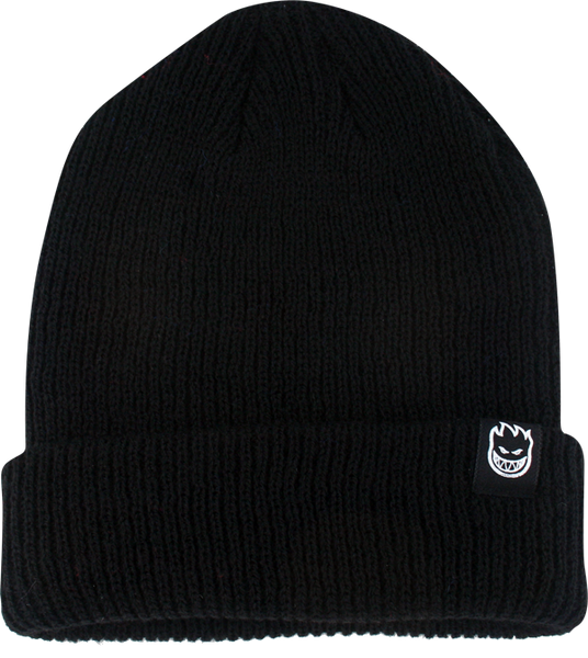 Sf Scorch Cuff Beanie Black