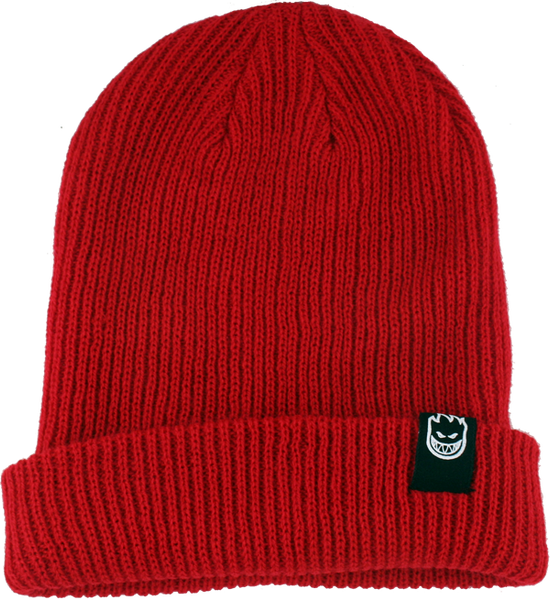 Sf Scorch Cuff Beanie Red