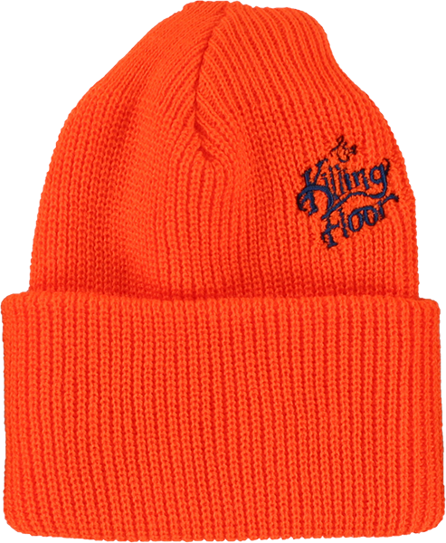 Tkf Logo Watchcap Beanie Flame