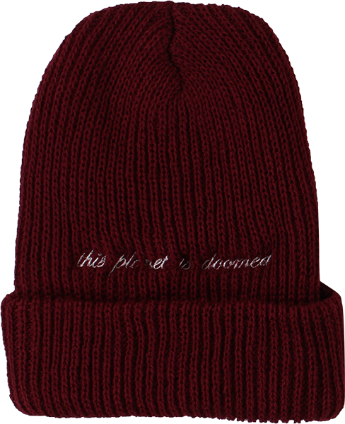 Tkf Other Worlds Beanie Purple