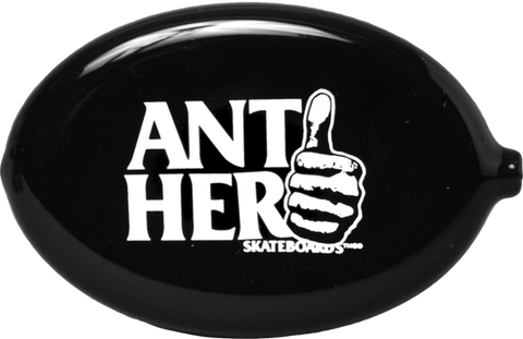 Ah Thumbhero Coin Pouch Black
