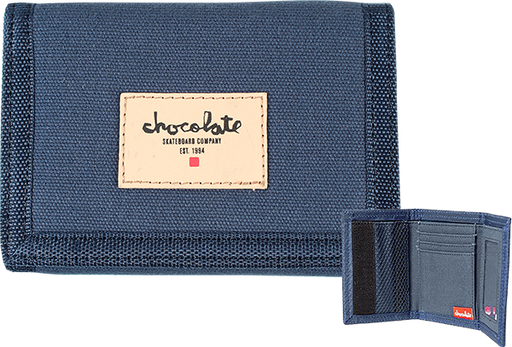Chocolate Chunk Est Wallet Navy