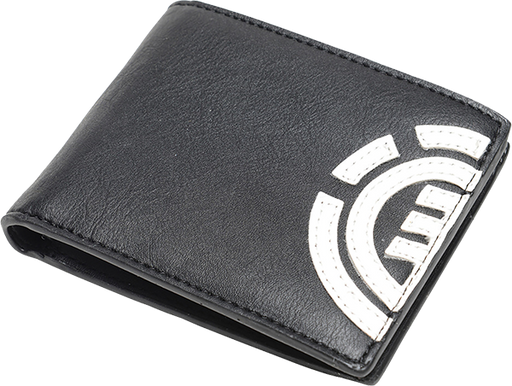 Ele Daily Wallet Flint Black